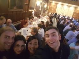 Cambridge at the ISMSC 2017