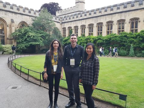 Oxford at the ISPPCC 2017