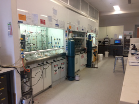 Our synthetic lab