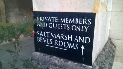 Beves Rooms at Cambridge